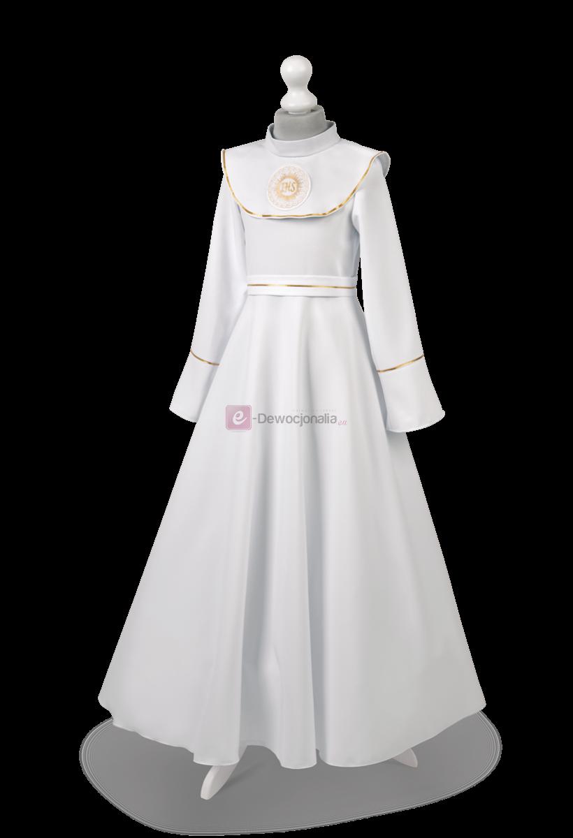 2b12c0f1b8 Sukienka komunijna Princess ZUZIA Dewocjonalia Sklep Internetowy ...