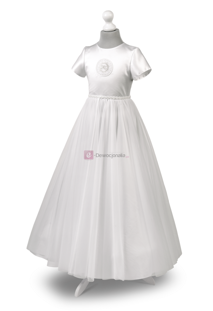 50731c0c23 Sukienka komunijna Princess TOSIA Dewocjonalia Sklep Internetowy ...