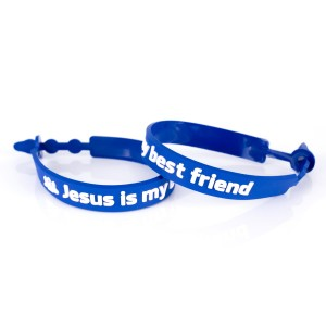 Bransoletka - Jesus is my best friend